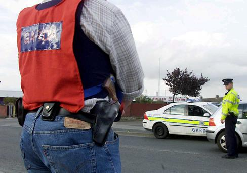 A motion to increase the number of armed gardai was backed at the conference