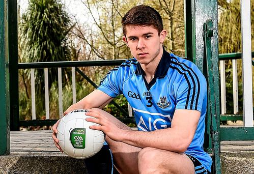 Captain Davy Byrne insists that much has changed in the three years since this Dublin side, under the guidance of Dessie Farrell, lifted the Tom Markham Cup.