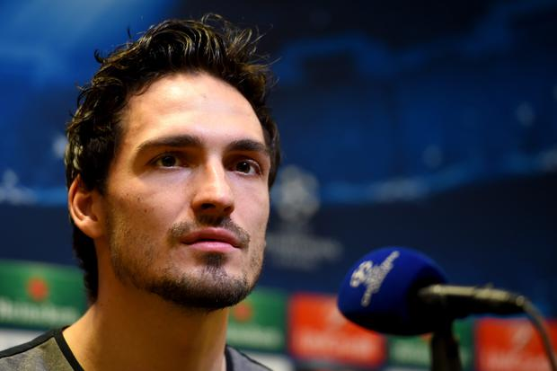 Hummels has been rumoured to join Manchester United for some time now