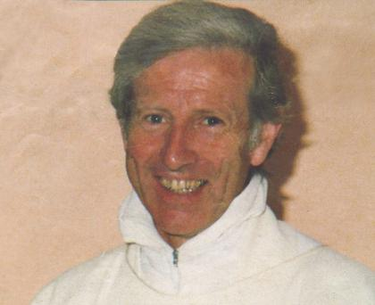 Fr Niall Molloy died at Kilcoursey House in Co Offaly in 1985