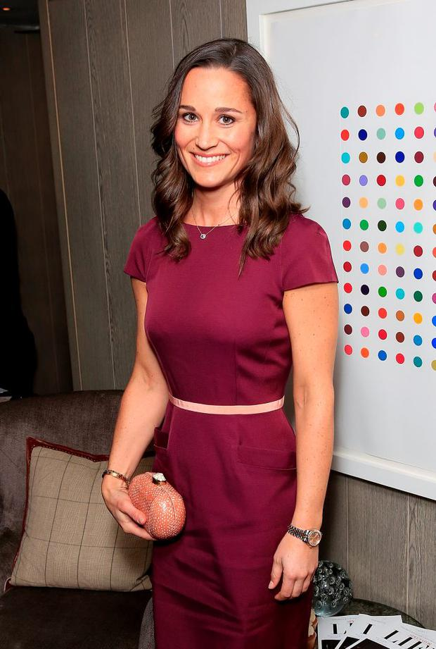 Pippa Middleton attends as Spectator Life magazine celebrates its third birthday at the Belgraves Hotel on March 31, 2015 in London, England. (Photo by David M. Benett/Getty Images)