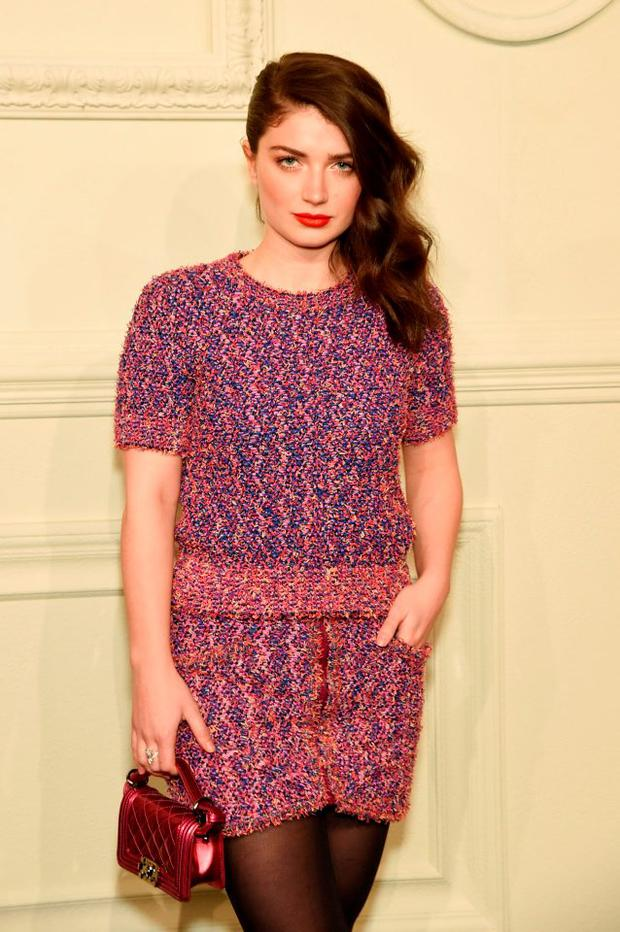 Eve Hewson attends the CHANEL Paris-Salzburg 2014/15 Metiers d'Art Collection at Park Avenue Armory