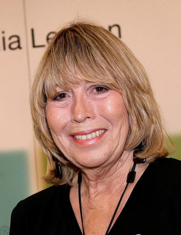 Cynthia Lennon, John Lennon's first wife, who has died today at her home in Spain, her family has said. Photo: Hugo Philpott/PA Wire