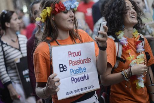 LGBT campaigners in Malta have welcomed the new law