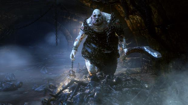 Bloodborne: He's terrifyingly huge but easier than he looks to bring down