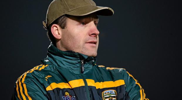 Meath manager Mick O'Dowd