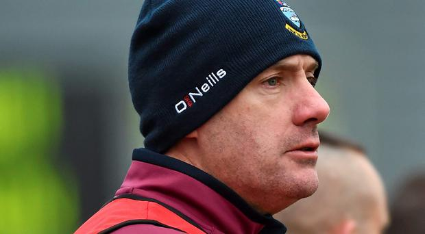 Westmeath manager Tom Cribbin is well aware of the problems facing his side