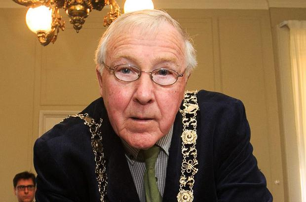 Lord Mayor Christy Burke