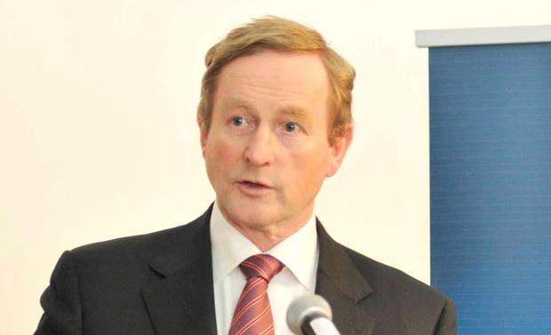 Mr Kenny appeared to be laying the ground for a U-turn on the Government stance that it cannot intervene in the day-to-day workings of the banks yesterday, by saying he would put pressure on them to cut variable rate holders some slack and pass on lower European Central Bank rates.
