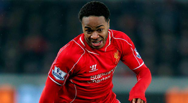 Liverpool forward Raheem Sterling insists he is not