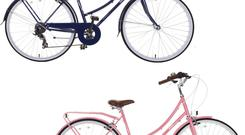 Bobbin Brownie Ladies Urban Bike: So ladylike, so now, so... then. €500, www.mycycle.ie
