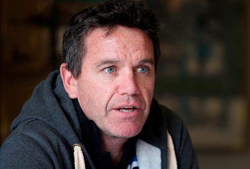Bath coach Mike Ford will today try to stop Leinster with the help of his out-half son George. Photo: David Rogers/Getty Images