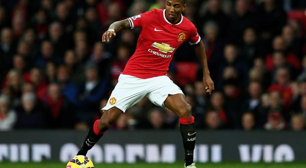 Ashley Young is keeping £59.7m Angel di Maria out of Manchester United's team. Photo: Matthew Lewis/Getty Images