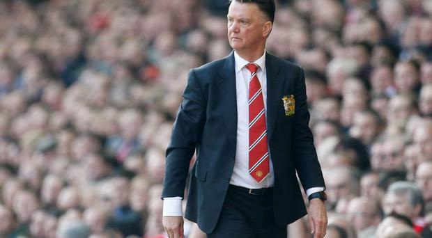 Manchester United manager Louis van Gaal says recognition from Sir Alex Ferguson would be a sign of his team's progress. Photo: Action Images via Reuters / Carl Recine