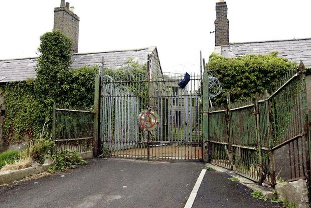 The gates of Magazine Fort in the Phoenix Park Pic: Ray Cullen