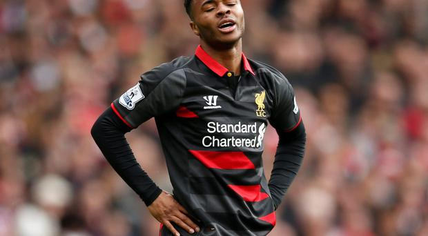 'Raheem Sterling will never get the opportunity to turn back the clock.' Photo: Action Images via Reuters / John Sibley