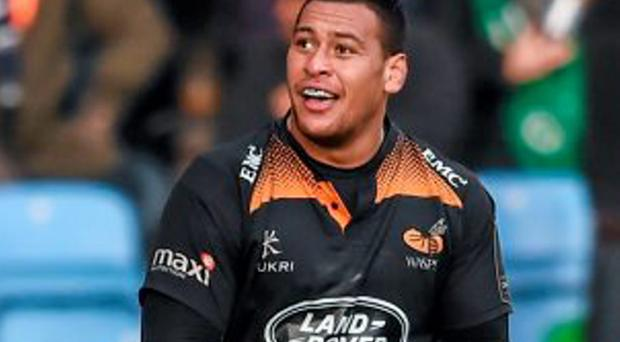 Nathan Hughes will miss the game due to suspension