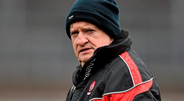 Derry manager Brian McIver said the 'blanket defence' was not a style he would like to implement
