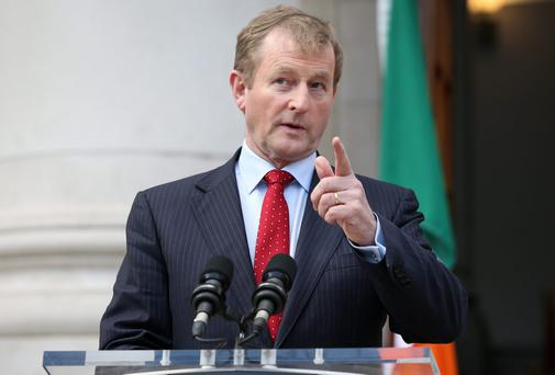 Fifty-six TDs - including Taoiseach Enda Kenny - return €140k in unused allowances
