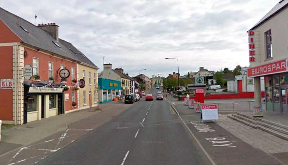 Stranorlar, Co Donegal Credit: Google Maps