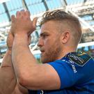 Ian Madigan, Leinster - new brand ambassador for Allsop