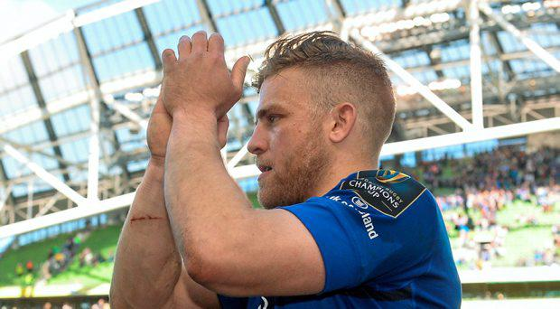Ian Madigan, Leinster, after the game