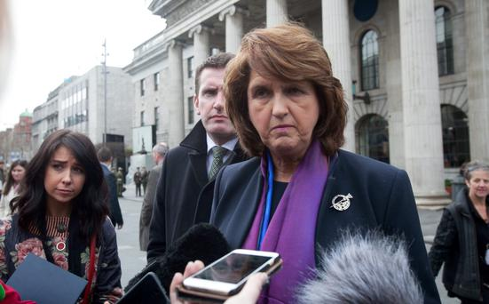 In fairness, to date, they appear determined to follow the modest prosperity template set by the Tanaiste Joan Burton