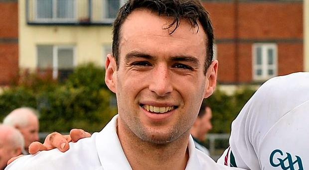 Leo Quinn was on target for Kildare in their clash against Meath in the Allianz NHL Division 2B final