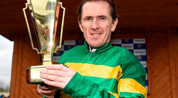 Jockey Tony McCoy will ride in his last-ever English Grand National this weekend