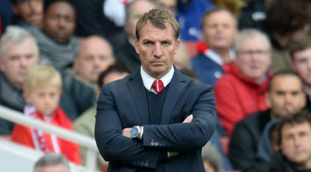 Liverpool manager Brendan Rodgers Reuters / Philip Brown