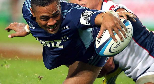 Francis Saili has signed on the dotted line with Munster