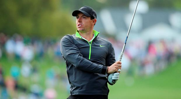 By winning the Masters this week at Augusta Rory McIlroy can become only the sixth golfer to complete a Career Grand Slam