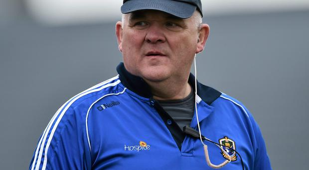 Roscommon boss John Evans has been the driving force behind their march to Division 1