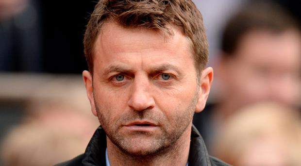 Aston Villa manager Tim Sherwood has chosen the eve of his side's match against QPR tonight to question the character of his Aston Villa squad