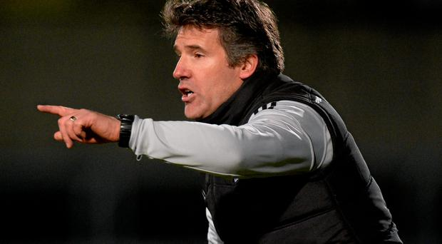 Kildare manager Jason Ryan is committed to seeing out his second year and trying to arrest his side's slide, and board officers are prepared to stick with him for now