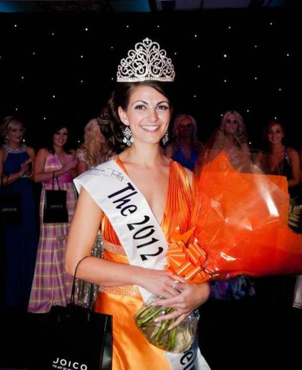 Ciara won the Face of Ireland competition in 2011