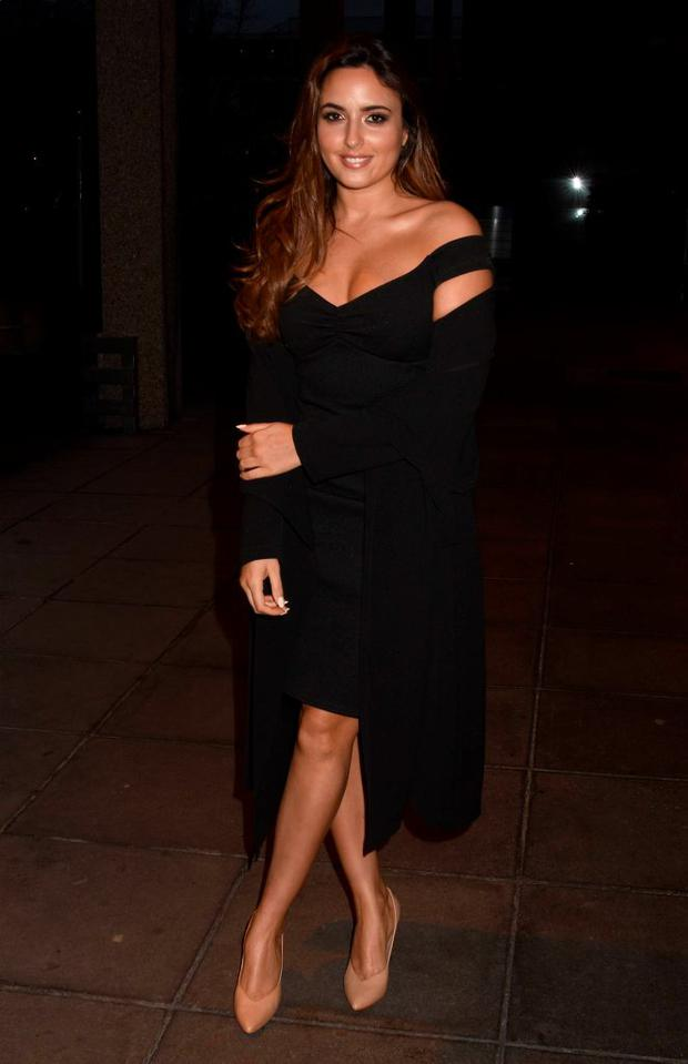 Nadia Forde & guests at a pre-record for The Late Late Show on Good Friday