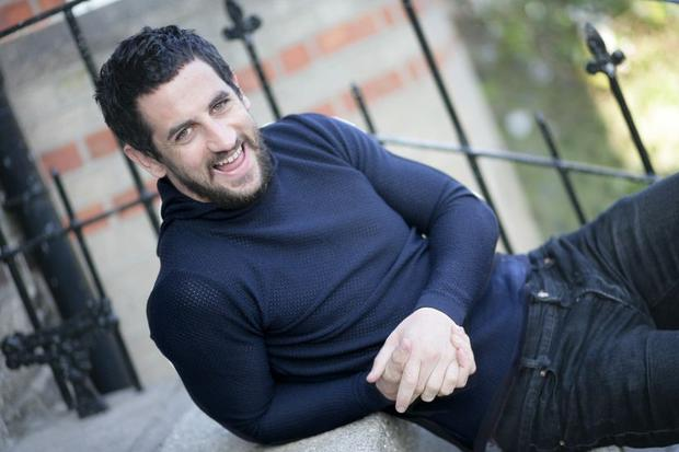 Paul Galvin's street style for Weekend