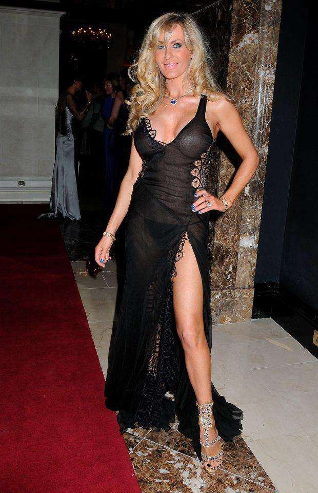 Lisa Murphy at the 2011 VIP Style Awards at Shelbourne Hotel