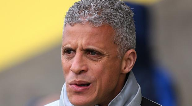 Carlisle Manager Keith Curle Mandatory Credit: Action Images / Paul Childs Livepic