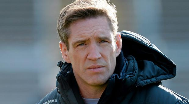 'When the mob burned Kieran McGeeney (pictured) out about a row over fixtures, they had a plan for the future, it was well thought out and detailed how we would be restored to football's top table, right?'