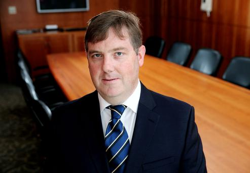Ed Farrell, acting CEO of the Irish League of Credit Unions