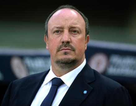 Rafael Benitez is emerging as the leading candidate for the Real Madrid job