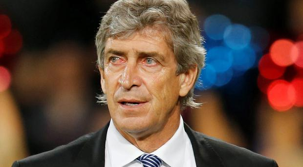 Manchester City manager Manuel Pellegrini's record since the turn of the year is now worse than that of David Moyes prior to his dismissal by Manchester United last season