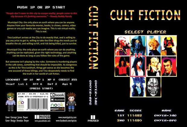 Cult Fiction, co-authored by James Dwyer and Brendan Dwyer, brothers of convicted killer Graham Dwyer