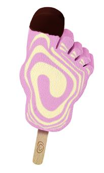 Freaky Foot has been released for Summer 2015