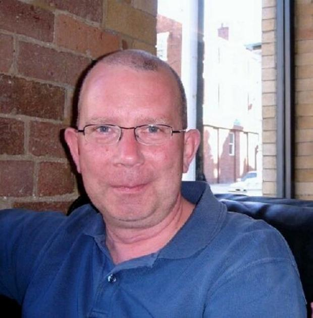 Dublin engineer Paul Byrne who was stabbed to death by wife Tanya Doyle