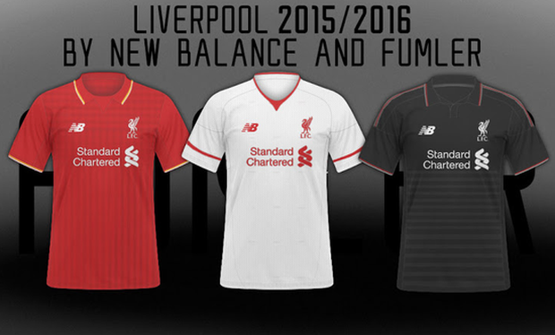 wholesale dealer cd30a b86c2 The good, the bad and the ugly of Liverpool's kits through ...
