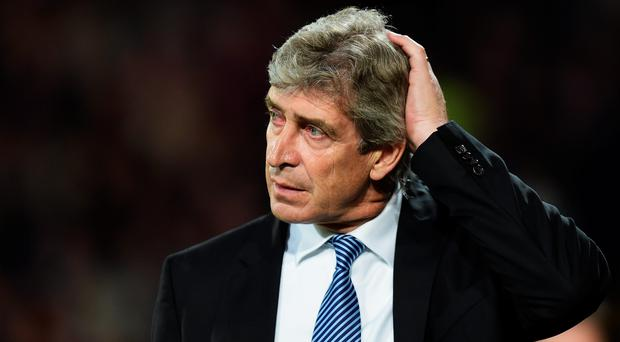 Manuel Pellegrini has failed to get consistently committed performances from his Man City stars.
