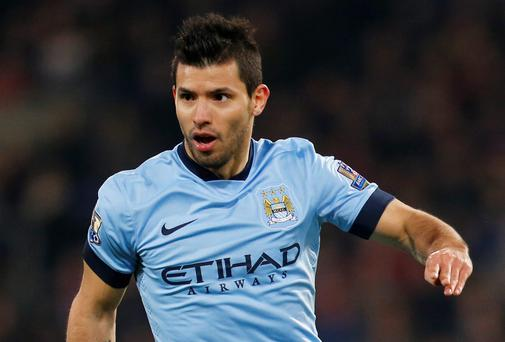 'Anything can happen' in the title race according to Sergio Aguero